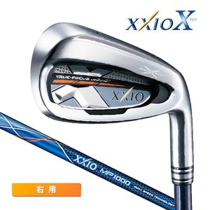 ダンロップ ゴルフ XXIO10 単品アイアン #5I/AW/SW ブルー ゼクシオ テン MP1000 カーボンシャフト 2018年モデル 日本正規品|golfaholics