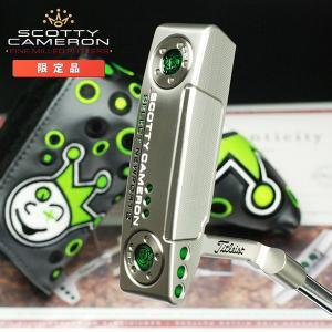 スコッティキャメロン セレクト ニューポート2 グリーン ジャックポットジョニー 正規カスタム 証明書付き 2018 Scotty Cameron|golfaholics