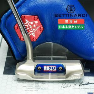 ベティナルディ BB1F 限定 証明書付き パター 右用 34インチ ウィザード LTD USモデル|golfaholics