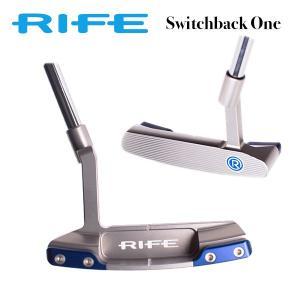 【即日出荷】RIFE ライフ パター スイッチバック1  SWITCHBACK ONE rife パター|golfaholics