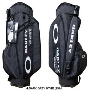 オークリー 921568JP キャディバッグ 2020年モデル DARK GREY HTHR(29A) golfers
