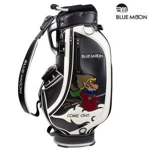 ★ブルームーン キャディバッグ 2021年モデル 西遊記シリーズ C12-BMS ブラック 9.0型 ゴルフバッグ|golfers