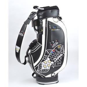 ★ブルームーン ドックベイ BLACK 9.0型 キャディバッグ 2020-2021モデル|golfers