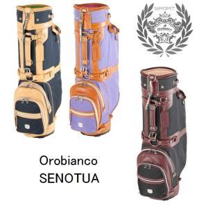 オロビアンコ Orobianco SENOTUA 25212  キャディバッグ|golfersinn