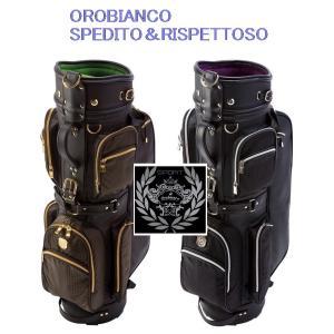 オロビアンコ Orobianco SPEDITO&RISPETTOSO 25595 キャディバッグ ヘッドカバー3個とアイアンカバーがセット|golfersinn