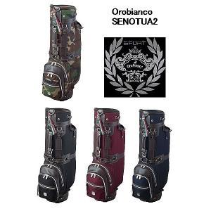 オロビアンコ Orobianco SENOTUA2 28168 キャディバッグ|golfersinn