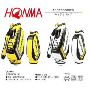 本間ゴルフ ホンマゴルフ HONMA BeZEAL ビジール  CB-1608  キャディ バッグ|golfersinn
