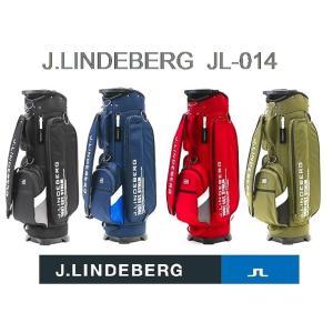 【在庫有】 ジェイリンドバーグ J.LINDEBERG JL-014  キャディバック golfersinn