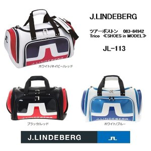 ジェイリンドバーグ  J.LINDEBERG JL-113 ツアーボストン  Trico≪SHOES in MODEL≫ 083-84942 golfersinn