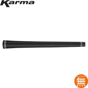グリップ ゴルフ ウッド アイアン用 カーマ Karma ブラック ベルベット ミッド 360 RF...