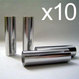 アルミ管 スペーサー (9.0mm) (10本入) ACTO-088 【200円ゆうメール対応】|golfhands