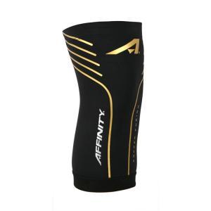 ゴルフ サポーター アフィニティ カッパー コンプレッション サポーター ひざ AF021|golfhands