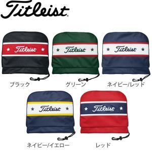 タイトリスト Titleist AJIC63 ヘッドカバー (アイアン用) 【全5色】 golfhands