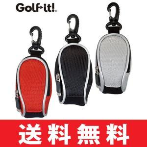 【ゆうメール配送】 ライト C-125 ラブリーボールケース 【全3色】|golfhands