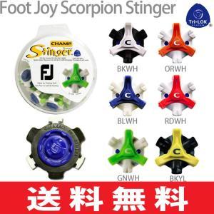 【即納】【ゆうメール配送】 チャンプ CHAMP フットジョイ スコーピオン スティンガー (FootJoy SCORPION Stinger) (TRI-LOK) スパイク鋲 CHP12542|golfhands
