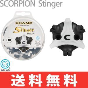 【即納】【ゆうメール配送】 チャンプ CHAMP スコーピオン スティンガー クラシック SLIM-...