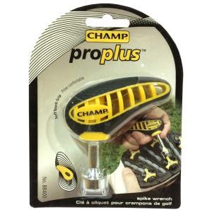 【即納】チャンプ CHAMP プロ プラス スパイクレンチ US純正品 CHP88400 【200円ゆうメール対応】|golfhands