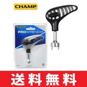 【即納】【ゆうメール配送】チャンプ CHAMP プロ スパイクレンチ US純正品 CHP88404 ライト S-11 S-13|golfhands