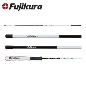 ゴルフ トレーニング 練習 器具 フジクラ アライメントスティック セット (スティック2本+専用カ...