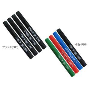 ゴルフ ラウンド 用品 ライト G-313 チェック ゴー プロ 専用ペン (4本入り) G-313|golfhands