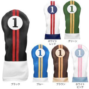 3個セット Sahara Retro サハラ レトロ オールドスクール ヘッドカバー (#1・#3・#5) US正規品 【全5色】 HI50404A-3SET|golfhands|02
