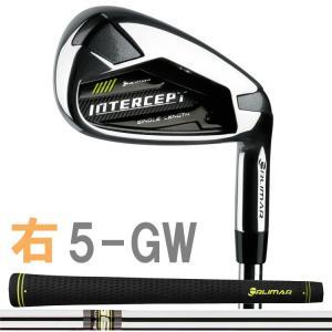 ゴルフ 完成品 クラブ アイアン オリマー インターセプト シングルレングス アイアン クラブ 右打用のみ 全番手37.0インチ (#5-G/7本セット) INTERCEPT golfhands