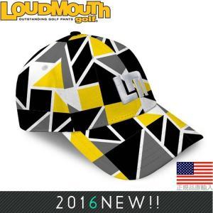 ラウドマウス loudmouth Ice Pick キャップ LMCIP|golfhands