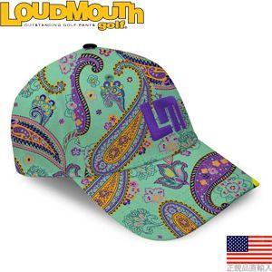 ゴルフ 帽子 キャップ ラウドマウス Purple Paze キャップ LMCPPP|golfhands