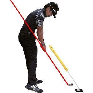 ゴルフ トレーニング 練習 器具 ライト M-521 シンプルマスター OP (オンプレーン) M-521