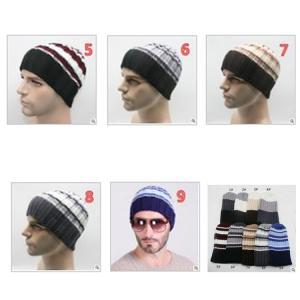 ゴルフ 帽子 ニット帽 毛糸の帽子 ニット帽子 MC17006|golfhands