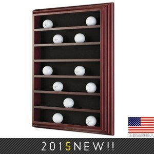 マックスフライ Maxfli マホガニー 35ボール キャビネット MX166|golfhands