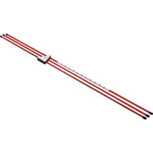 ゴルフ トレーニング 練習 器具 マックスフライ アライメント ポール (3本入) MX218|golfhands