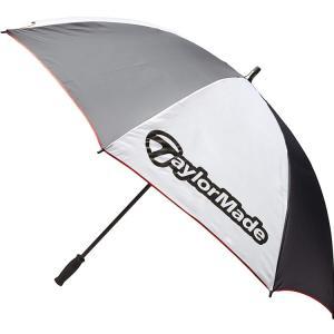 ゴルフ 傘 アンブレラ 雨用品 テーラーメイド 60インチ シングルキャノピー アンブレラ(TaylorMade 60