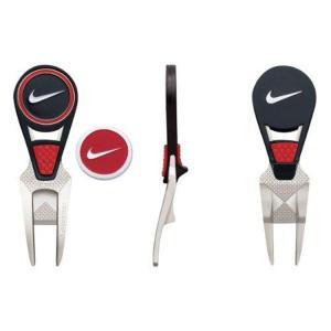 ナイキ NIKE CVX ディボットツール&ボールマーカー N76628 【200円ゆうメール対応】|golfhands|02