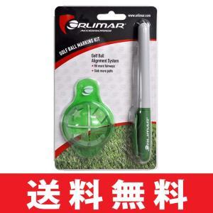 【ゆうメール配送】 オリマー ライン アップ ボール マーカー テンプレート (Orlimar Line 'em Up Ball Marker) OR07252 golfhands