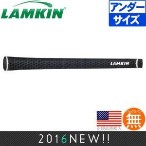 ラムキン Lamkin クロスライン ブラック アンダーサイズ ウッド&アイアン用グリップ RL101325 【200円ゆうメール対応】 golfhands