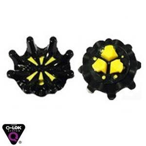 【即納】 バラ売 ソフトスパイク (Soft spikes) パルサー Q-LOK スパイク鋲 US純正品 SS02-QF-T|golfhands
