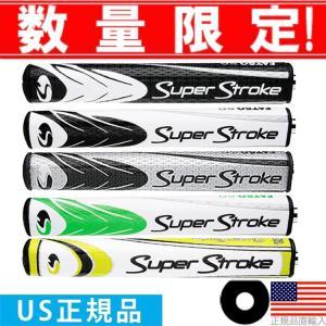 グリップ ゴルフ パター用 スーパーストローク FATSO ファッツォ 5.0 ST0022U