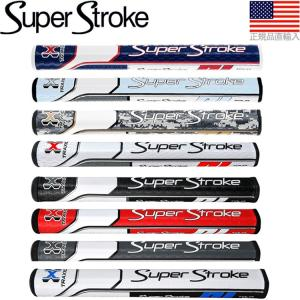 グリップ ゴルフ パター用 スーパーストローク トラクション ツアー 2.0(SuperStroke Traxion Tour)パターグリップ 【US正規品】 ST0111