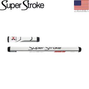グリップ ゴルフ パター用 スーパーストローク トラクション ツアー 1.0 2ピース(SuperStroke Traxion Tour 1.0 2-Piece)パターグリップ 【US正規品】 ST0126 golfhands