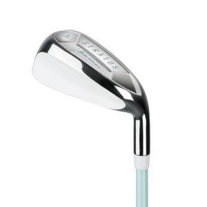 ゴルフ  完成品 クラブ ユーティリティ オリマー レディース ストラトス ハイブリッド アイアンクラブセット 【右打用/#4-P】 STRATOS-L|golfhands