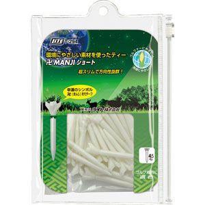 ライト T-294 MANJI 45mm ショート 【200円ゆうメール対応】 golfhands