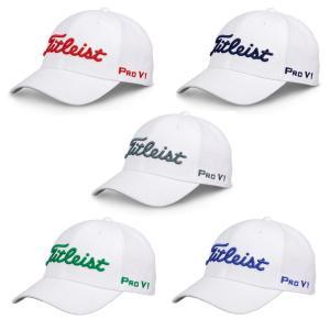 ゴルフ 帽子 バイザー タイトリスト ツアーエリート キャップ(Titleist Tour Elite Fitted Cap) TH8FDMW golfhands
