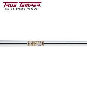 トゥルーテンパー☆True Temper ダイナミックゴールド AMT スチール アイアンシャフト (DG AMT Iron) 【#5-W/6本組】