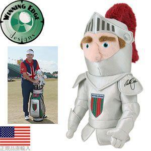【処分価格】 ウィニングエッジ Winningedge ニック・ファルド ドライバーヘッドカバー WE13600 【US正規品直輸入】|golfhands