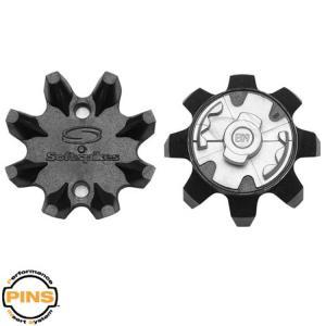 【即納】 バラ売 ソフトスパイク (Soft spikes) クラシック ブラックウィドウ PINS (ADIDAS・PUMA適合品) スパイク鋲 US純正品 WPS0003-T