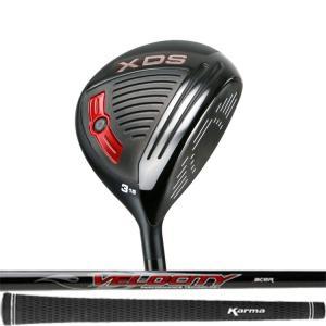 ゴルフ パーツ フェアウェイ エーサー XDS フェアウェイウッド クラブ (右打/左打用)(Acer XDS Fairway Wood Club) XFM13263 golfhands