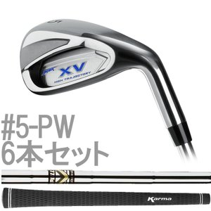 【#5-P 6本セット】 エーサー XV HT(高弾道) アイアンクラブ (Acer XV HT Iron Club) 右打用 XI3719A|golfhands