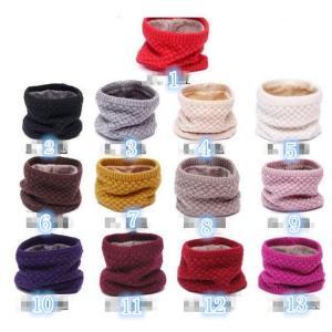 毛糸ネックウォーマー YZ2903|golfhands