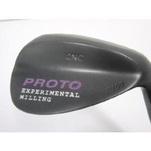 ジオテック プロトタイプCNC P100ウェッジ/プロトタイプバンデッドHYBRID/S 56-14|golfipride